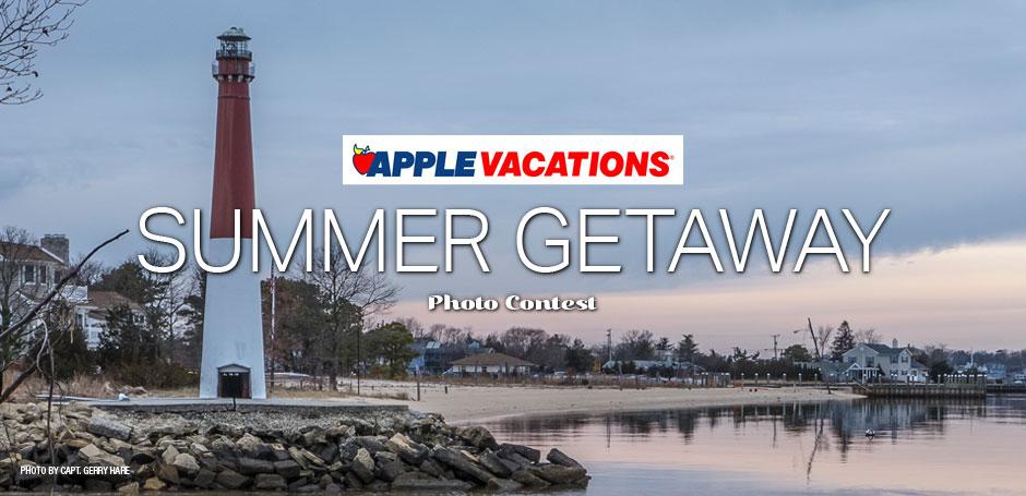 Apple Vacation's Summer Getaway Photo Contest