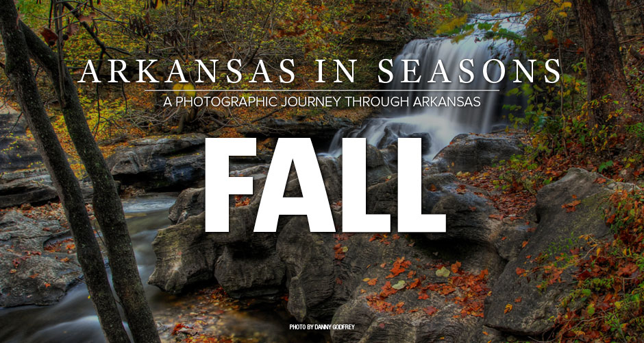 Arkansas in Seasons: Fall
