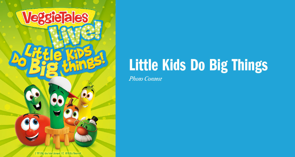VeggieTales - Little Kids Doing Big Things
